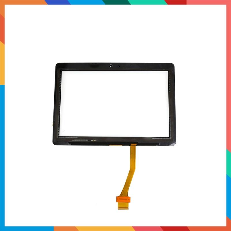10Pcs 10 1 For Samsung Galaxy Tab 2 P5100 P5110 N8000 N8010 Tablet Touch Screen Digitizer