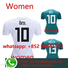 965e1568155 2018 2019 Germany home away shirt 18 19 camisetas shirt survetement World  Cup Women shirt(