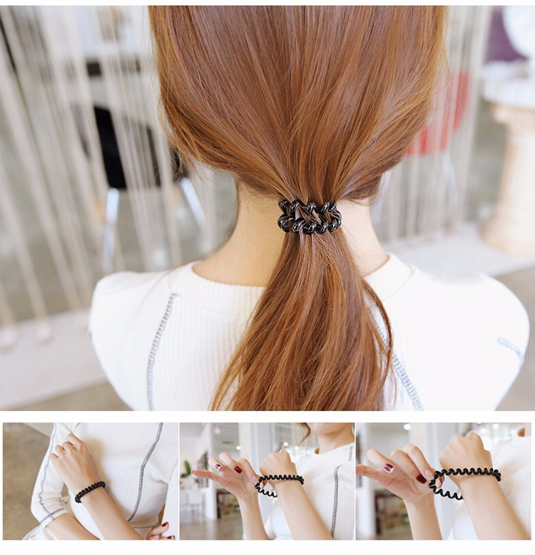 Popular Coil Hair Ties Buy Cheap Coil Hair Ties Lots From