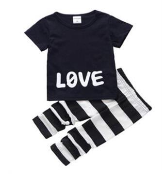 Детский летний короткий рукав хлопковое ночное белье Обувь для мальчиков мультфильм пижамы для девочек Милая Домашняя одежда для сна пижам...