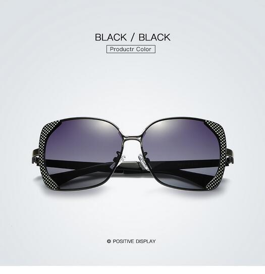 Female polarized elegant butterfly brand designer lady polarized sunglasses female Oculos De Sol KINGSEVEN shadow s'40 8
