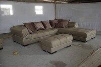 8058 # высокого качества Заводская цена диван гостиной диван наборы из мягкой ткани угловой Диванный гарнитур ткань Диван для дома современны