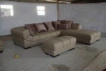 8058 # высокое качество заводская цена диван гостиной диван наборы мягкие ткани угловой диван наборы ткань диван-мебель для дома современный стиль