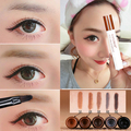 1Pcs Natural Eyebrow Enhancer Lasting Perfect Gel Crayon Sourcils Black Grey Brown Color Eyebrow Tint Gel Waterproof Cosmetics