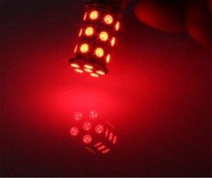 Image 5 - BA15S Strobe BAY15D 1156 פלאש 1157 5050 27SMD תמיד בהיר ba15s 24V הפעל אות StrobeTaillight היפוך אור BAY15D