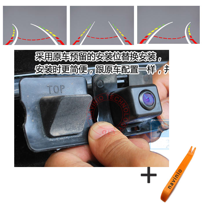 CCD car track Camera Directive Parking Assistance for MERCEDES Benz E klasse R300L R350L ML300 ML350 Back Up Rear View Reverse  цены
