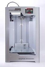 2017 Новинка! jennyprinter Z360TS wih Сенсорный экран DIY Kit для Ultimaker 2 UM2 Расширенный автоматический выравнивания 3D принтера включает все части