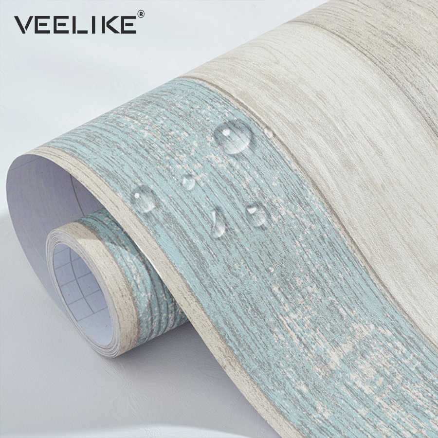 Wondrous Vinyl Wood Grain Contact Paper For Kitchen Cabinets Shelf Liner Bedroom Living Room Decor Pvc Waterproof Self Adhesive Wallpaper Interior Design Ideas Clesiryabchikinfo