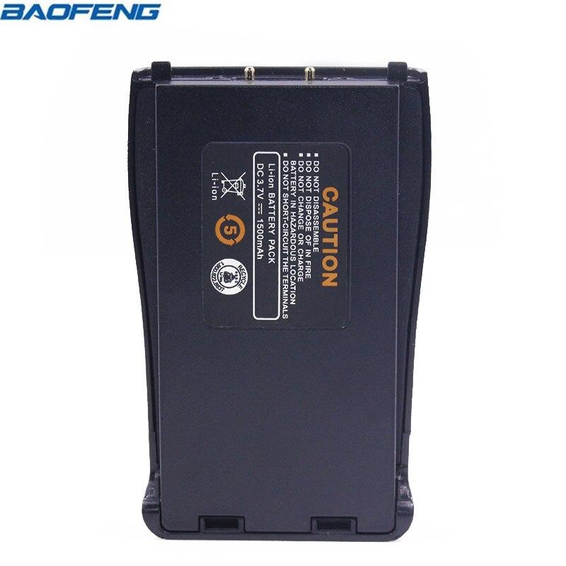 Original Baofeng BF-888S Spare Li-ion Battery 1500mAh DC 3.7V for BaoFeng BF-888S BF-666S BF-777S two way radio Walkie Talkie