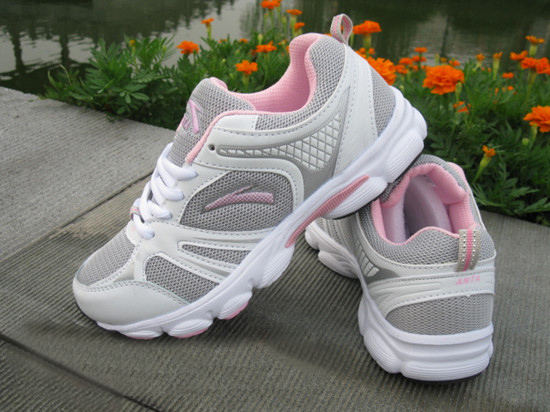 Ladies sneakers shoes Fashion man and women's running shoes Net surface barefoot women's shoes Jogging shoes