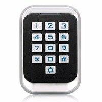 Waterproof IP68 RFID Door Access Control System Metal ID Keypad Single Door Standalone Access Control With