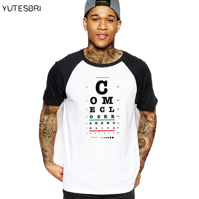 Для мужчин смешно футболка приблизиться визуальный график футболка мужской Мода Прохладный Топы корректирующие битник хлопок Лето Футбол... ...