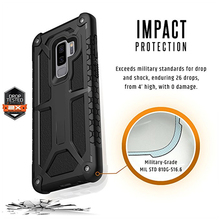 R-Just Monarch Feather-Light Rugged Case for Samsung Galaxy S9 S9Plus