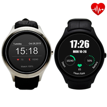 Original NO. 1 D5 Smart Uhr Android 4.4 WiFi SIM TF Karte GPS SmartWatch MTK6752 512 MB RAM 4 GB ROM für iPhone Android Uhr
