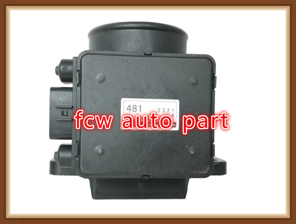 free shipping MD336481 E5T08271 Auto Replacement Parts Mass Air Flow Meter Sensor For Mitsubishi Galant Lancer