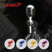 MR алюминиевая ручка переключения передач для Honda Civic Integra CRX B16 B18 B20 D Series