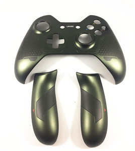Image 1 - Dla kontroler do Xbox one zamiennik górna przednia obudowa rączka do walizki pokrywa boczna tylny uchwyt Halo 5 strażnicy edycja limitowana