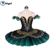 Blue professional tutu ballet costume adult black swan lake tutu,red for sale004