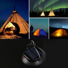 Solar Lamp For Garden Decoration Solar Camping Light Charging Tent Lamp Waterproof Multi-Function Charge Mobile Phones цена 2017