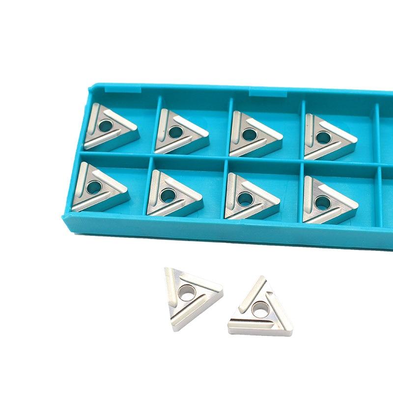 ابزارهای عطف خارجی 10PCS Tnmg160404 R FS CT3000 Cermet Grade Carbide Cetet Carbide Gray ابزار برش تراش ابزار