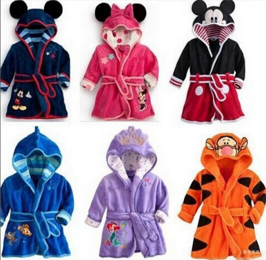 Zahraniční značkové domácí kabáty, chlapci a dívky, dětské - Dětské oblečení
