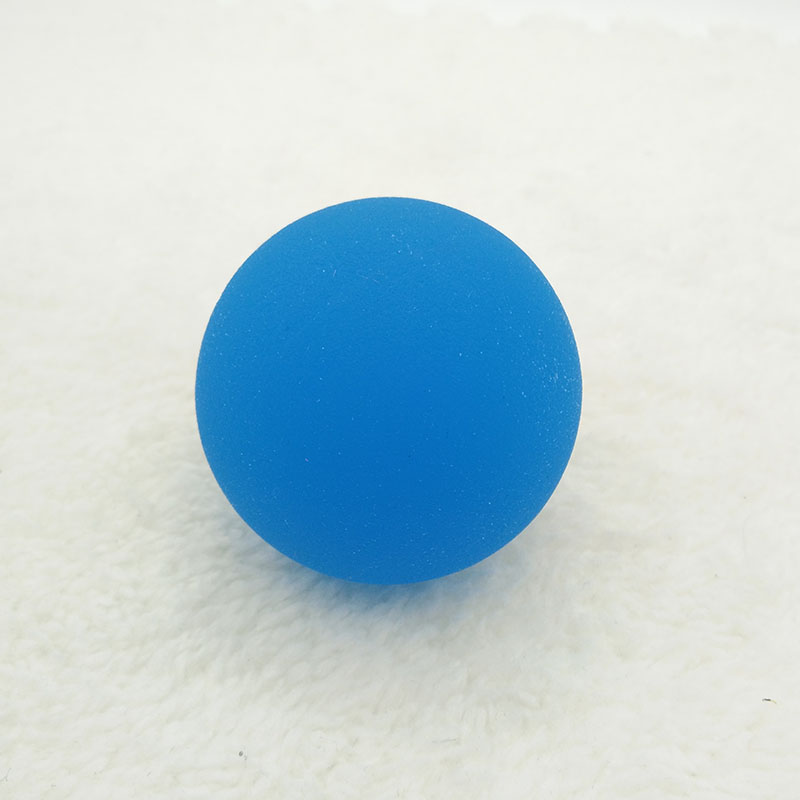 5.5cm Solid Color Rubber Bouncing Bouncy Balls Soft Malabares Juggling Jumping Outdoor Sports Toys For Baby Kids