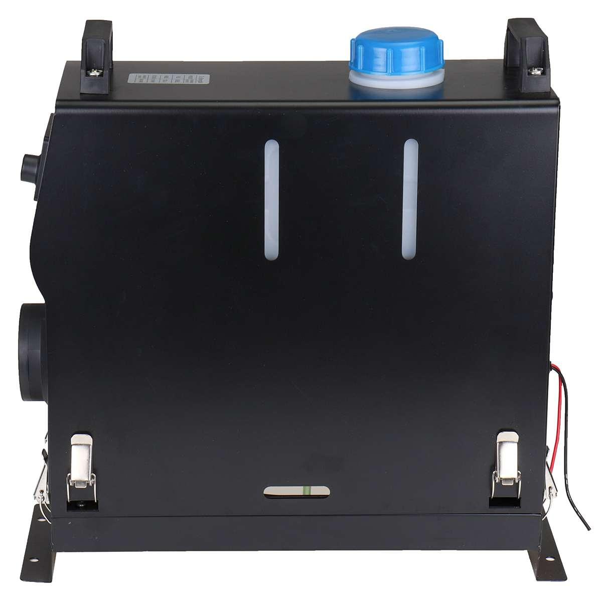 lcd do calefator do estacionamento do ar