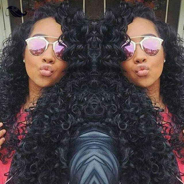 Italian Curly Virgin Hair 4 Bundles Curly Human Hair Weave Italian