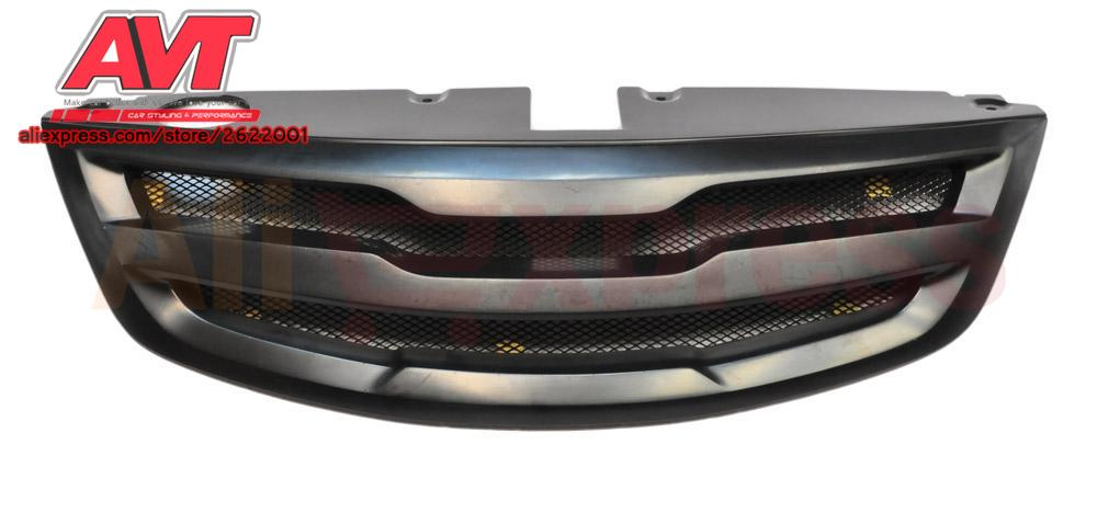 Radiator grille for Kia Sportage III 2011-2013-2014-2015 sport style Roadrest style Plastic ABS Car Styling Accessories style ...