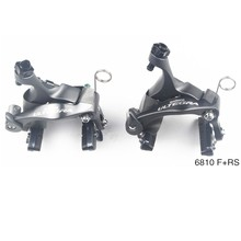 цена на Shimano Ultegra 6800 road bike Bicycle Caliper Brake Set BR-6800 (Front + rear) BR-6810 DIRECT MOUNT Caliper BRAKE