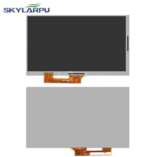"skylarpu 7""inch Tablet PC LCD screen For SQ070CPTHD-FPC-30PMP / G07021AB01B6 Tablets LCD display screen Free shipping"