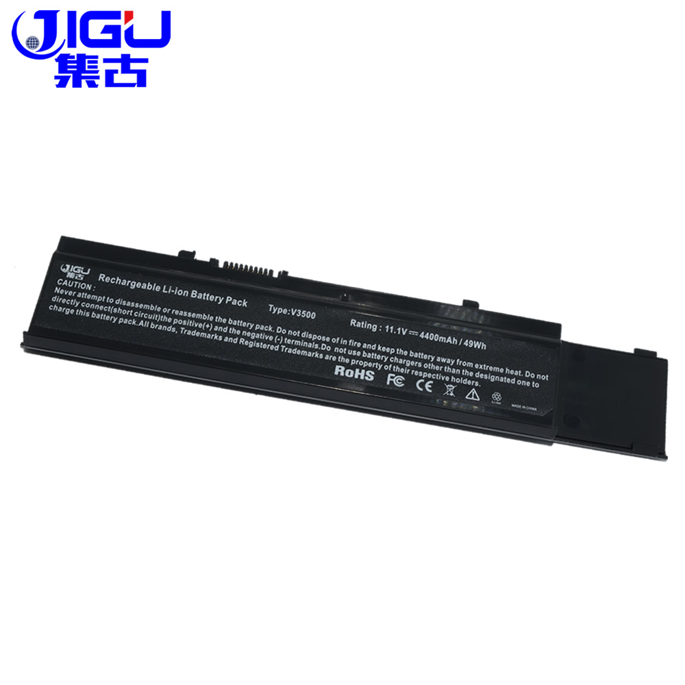 JIGU New Battery For Dell Vostro 3400 3500 3700 Y5XF9 7FJ92 Laptop 6Cell Li-ion