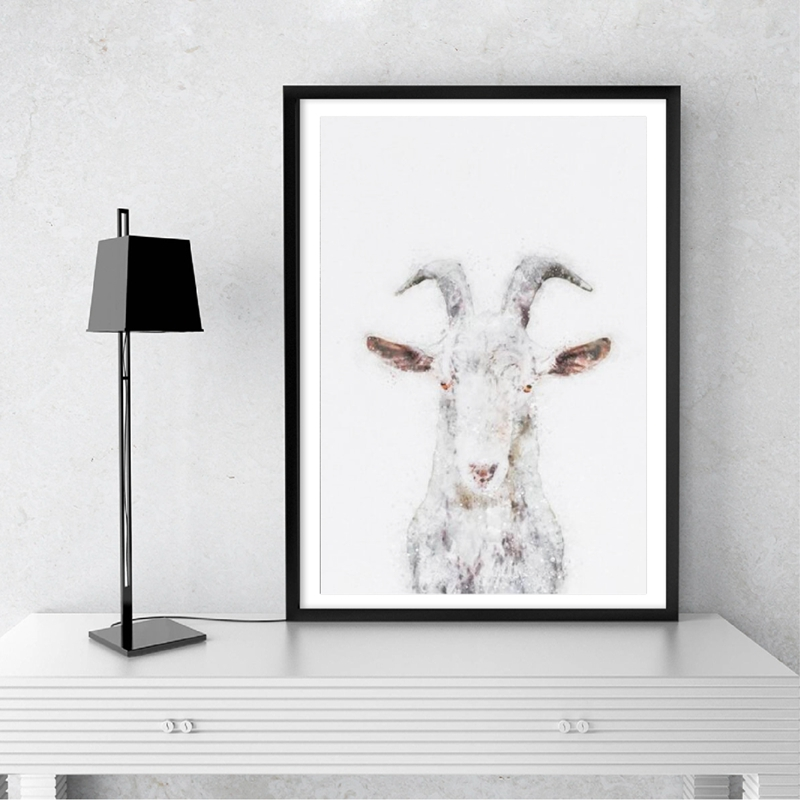 Постеры с козой