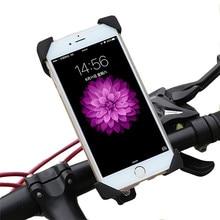 Universal bicycle bike phone holder vehicle navigation frame support motorcycle electric handlebar Clip Stand Mount Bracket