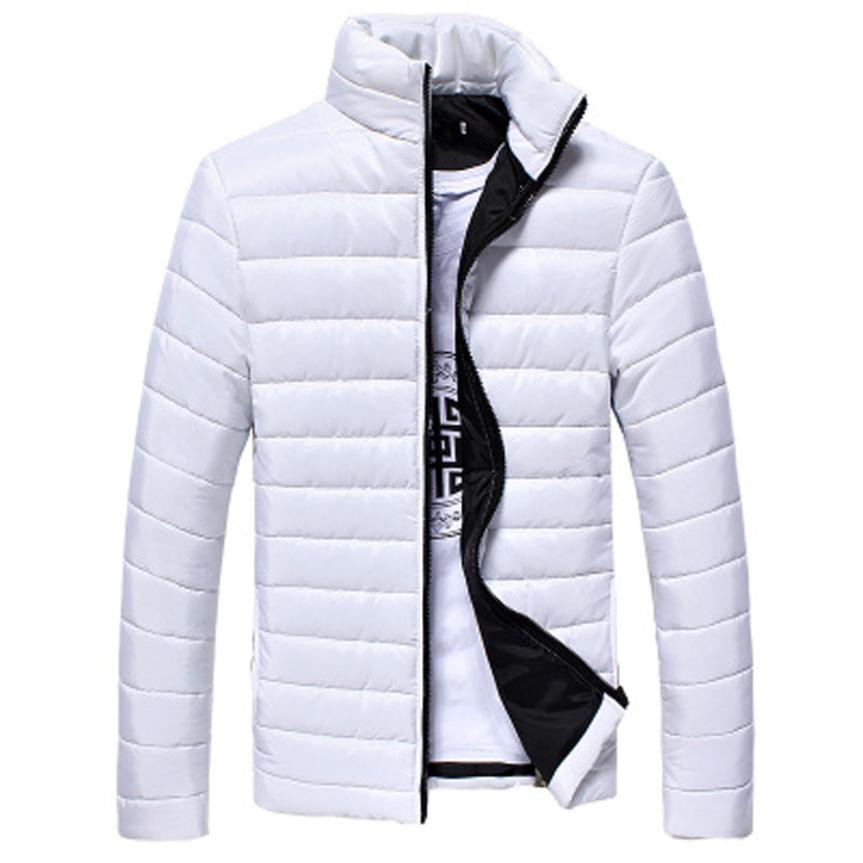 The North Of Boys <font><b>Winter</b></font> Mens Coats And <font><b>Jackets</b></font> Warm Stand Collar Slim Zip Coat Outwear Motorcycle Hip Hop <font><b>Jacket</b></font> <font><b>Face</b></font>