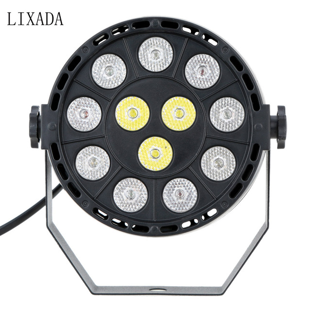 Commercial dmx 512 gradual change rgbw led stage par light effect commercial dmx 512 gradual change rgbw led stage par light effect strobe professional 8 channel aloadofball Images