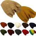 New Arrival Autumn Winter Beanie Hats Hip Hop Caps for Men and Women Vintage Knitted Gorros Beanies