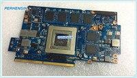 For ASUS G750VX Laptop G75VX MXM 192BIT 60 NLEVG1101 D01 N13E GR A2 GTX670MX GTX 670MX