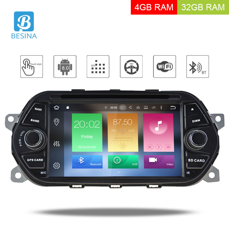 Dash Android 8.0 Araba Fiat Tipo DVD OYNATICI Egea 2015 2016 2017 otomobil radyosu RDS WiFi Stereo GPS Navigasyon Bluetooth 4 GB RAMDash Android 8.0 Araba Fiat Tipo DVD OYNATICI Egea 2015 2016 2017 otomobil radyosu RDS WiFi Stereo GPS Navigasyon Bluetooth 4 GB RAM