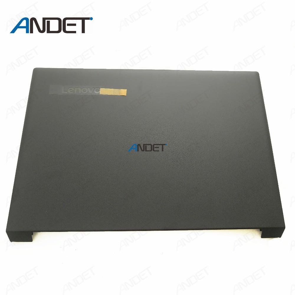Original nouveau pour Lenovo série V110-14 ordinateur portable écran Top Case Lcd couverture arrière couvercle arrière logement armoire Shell 460.08A01.0004