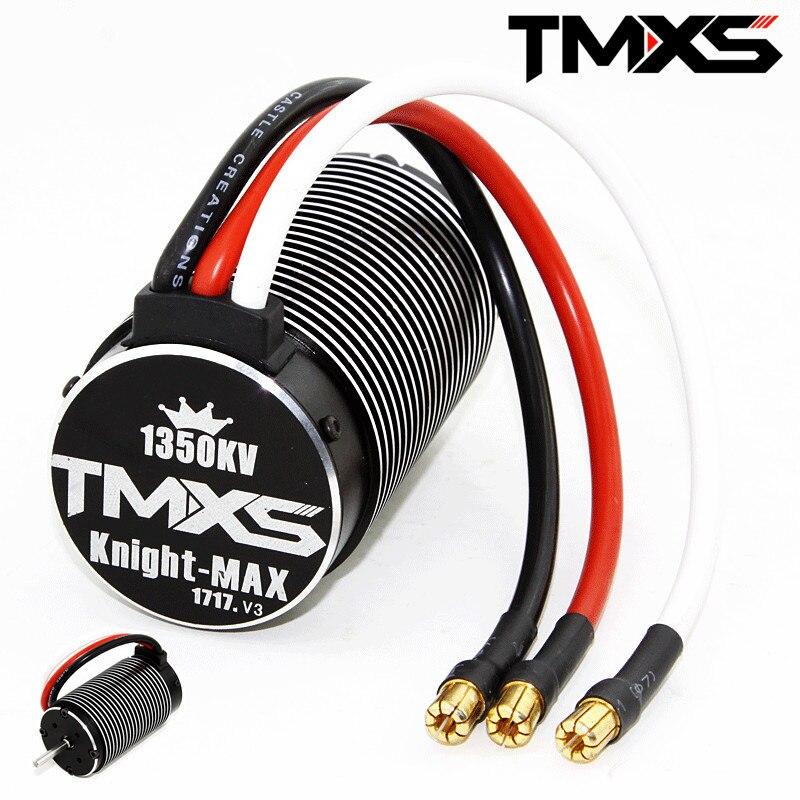 TMXS rc car 1717 motor V3 6S 8S 1350KV for CEN reeper Traxxas X MAXX