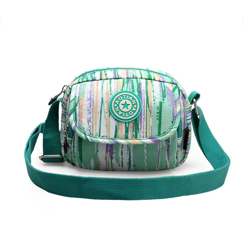 2016 Women's Lightly Shoulder Bags Fashion oxford Bag Mini Small Bag for teenage girls crossbody Messenger Bag bolsa colorful штатив lightly armed era q666