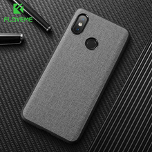 FLOVEME Fabric Phone Case For Xiaomi 9 8 Lite Redmi Note 7 Colorful Cloth Case For Redmi 6 Pro 5 Plus Note 7 5 6 Pro Funda Capa цена и фото