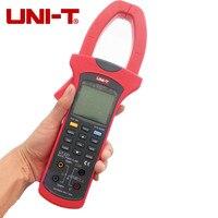 UNI-T 600KW UT231 כוח קלאמפ מד True RMS הדיגיטלי קלאמפ גורם כוח USB זווית שלב רישום נתונים