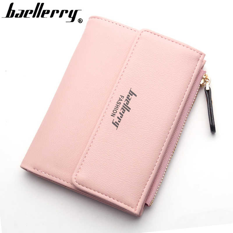 Elegant Women Wallet high quality zipper coin pocket big capacity female purse wallet credit card holders women purse