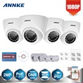 ANNKE 1080P 2.0MP Network Night Vision POE Security IP Camera IP67 only fit N48PS NVR