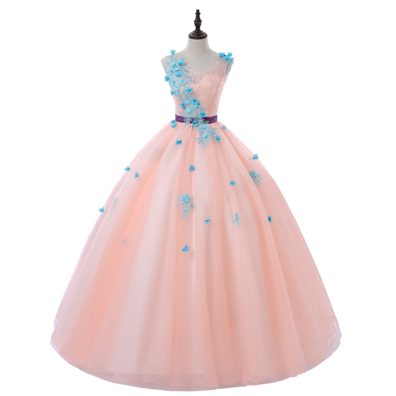 Cartoon Dressing Gown: 100%real Cartoon Cosplay Princess Ball Gown Royal Medieval