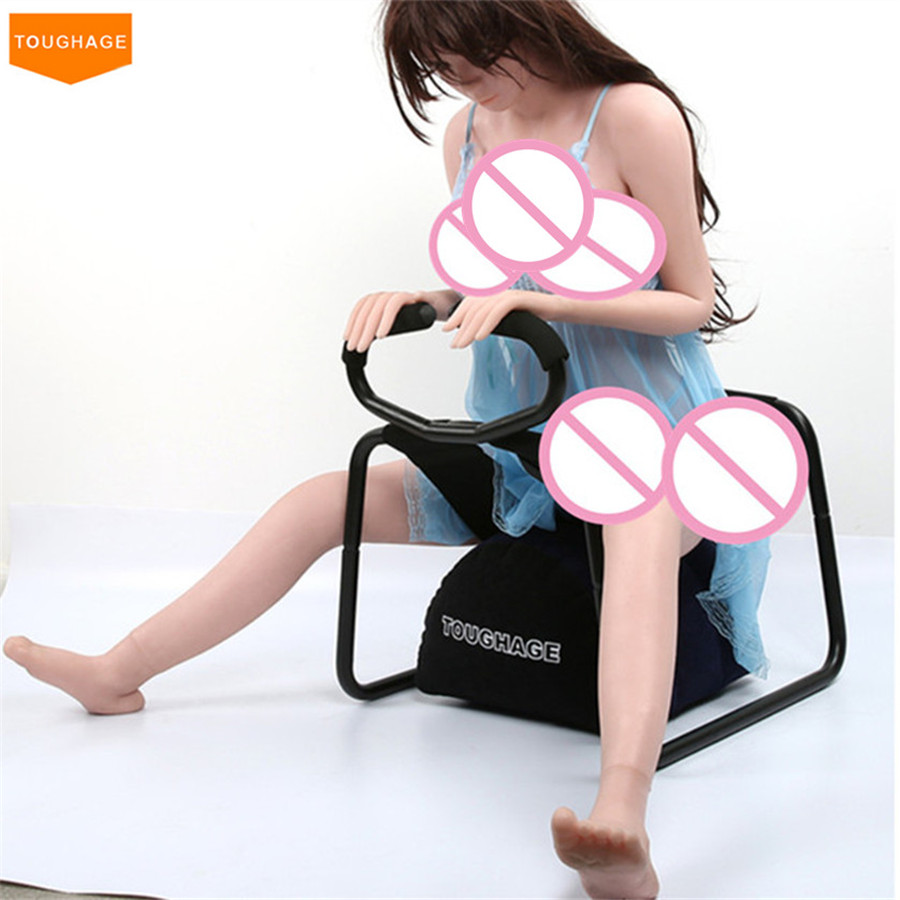 TOUGHAGE Weightless Sex Chair,Inflatable Pillow Sex Swing Chairs Set Sex Furniture for Couples,Love Chair for Sex Position
