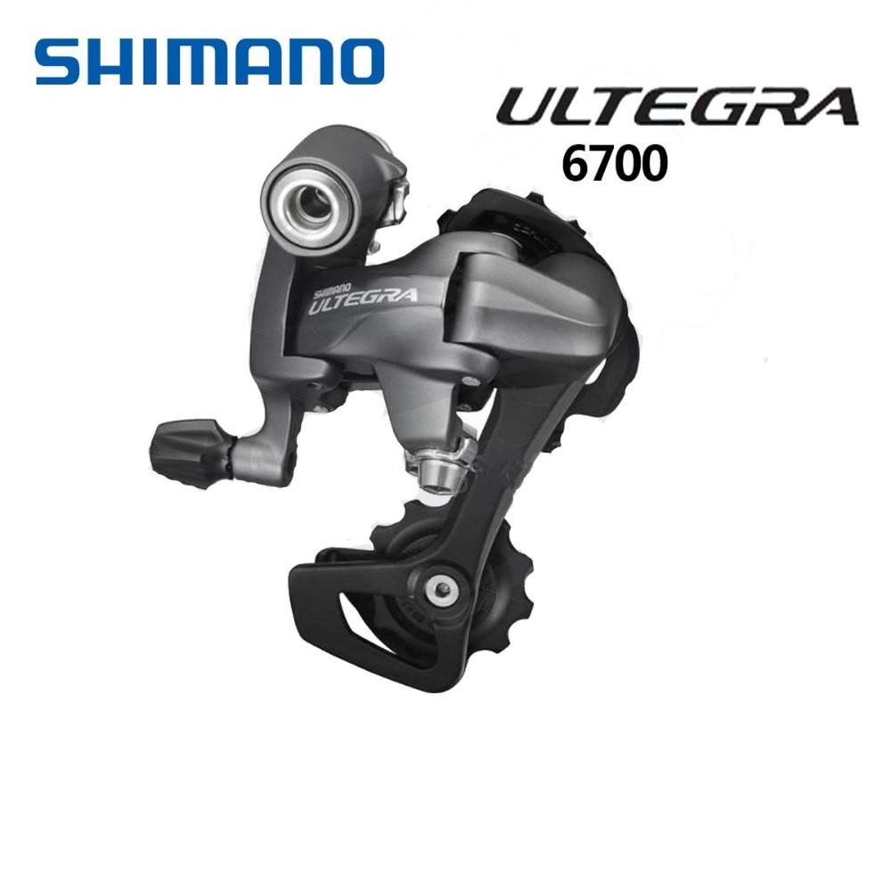Shimano RD-6700 Ultegra Rear Derailleur цепь shimano ultegra cn 6701 6700 6701 10