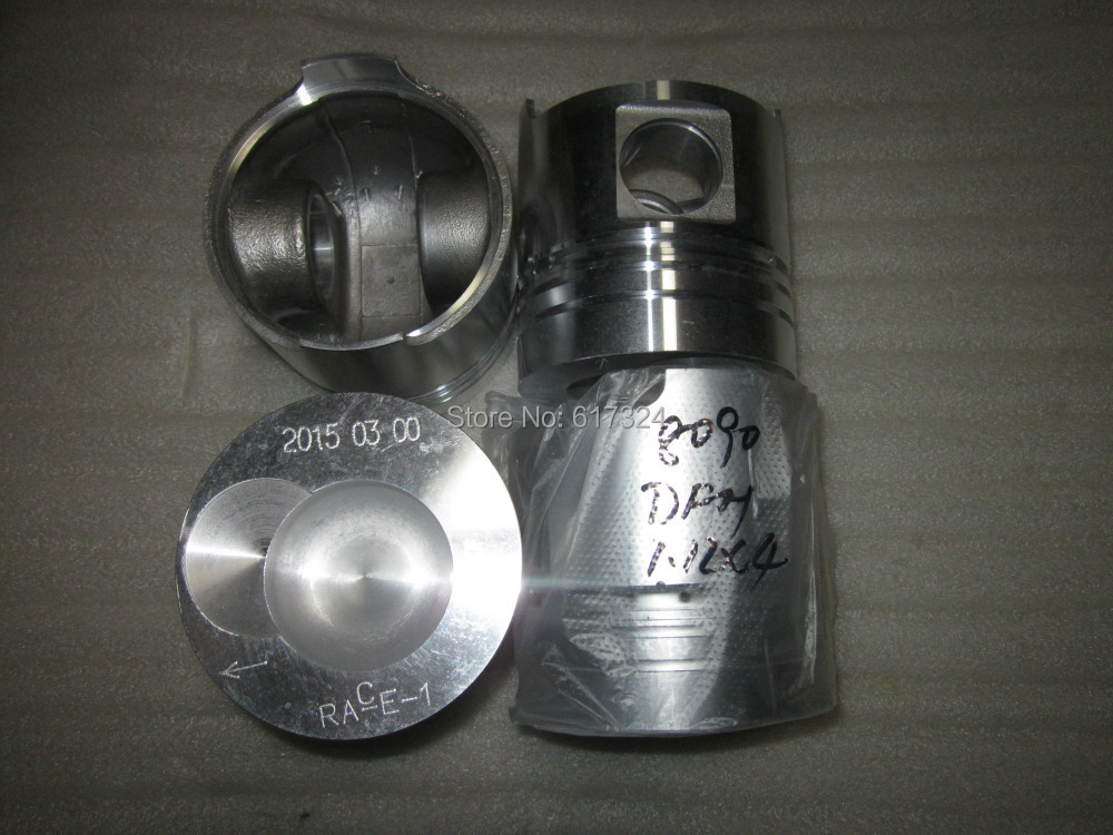 YTO DFH 8090 tractor, the set of piston for LR4105T57 xinxiang jianxiang engine parts the set of piston group for tractor like harbin sj180 ty180 jm180 etc
